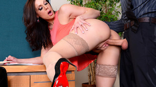 Kendra Lust & Richie Black in Naughty Office