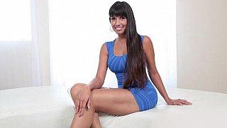 Tall long legged girl Paola