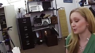Pearls In Return For A Fuck in the Pawshop