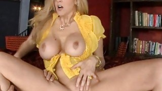 Glamorous darling is getting her pussy ravished