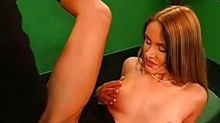 Wild gals are getting lusty shower of warm semen
