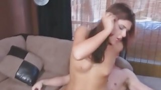 Sweet hot babe Rissa Maxxx wanted a huge cock
