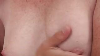 Seductive porn with old granny