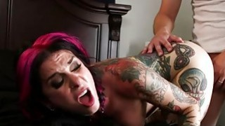 Charming Joanna Angel wants