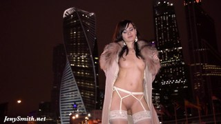 Naked city tour with Jeny Smith