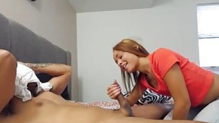 Sweet hot babe Holly Hendrix wanted a huge cock