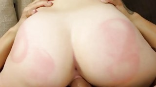 Sexy chick Lily Rader getting