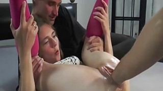 Old perverts fisting petite teens huge greedy puss