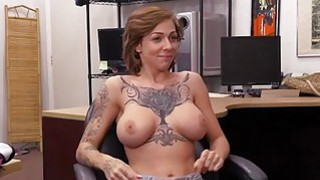 Harlow Harrison gobbles a huge cock