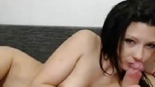 Hot Russian couple fucking hard on webcam  hostelcams com