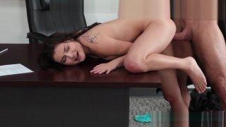 Sexy schoolgirl Adria Rae gets rammed