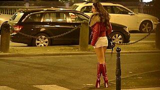 Streetwalker seduction
