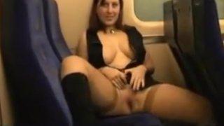 Very hot, very slut