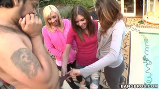 Awesome guys on a party feat. Jessica Lynn