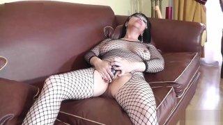 Karol Elystar: Disfrutando mi vibrador HD