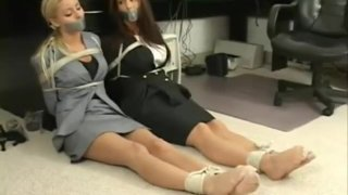 Chantel and Cindy in disress