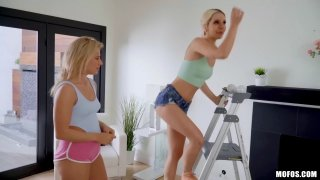 How many Blondes does it Take to Change a Bulb?