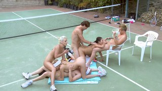 Sexy racket Part 6