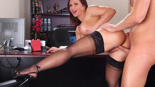 Katja Kassin & Danny Wylde in My First Sex Teacher