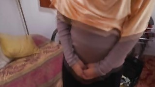 This Arab Seductress Perfectly Satisfies All His Sexual Needs