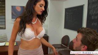 My First Sex Teacher – Silvia Saige