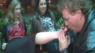 public smelly feet humiliation - Mistress T