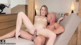 Satisfaction For Cute Girl - Alexis Crystal