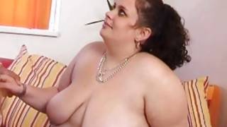 Fat super size women gets hit by horny guy 1
