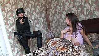 SWAT lesbians