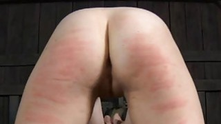 Hard teasing for beautys nipples bald vagina