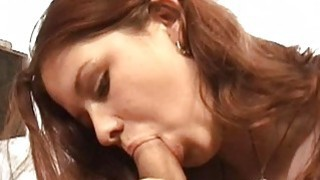 Male cums on angel after having valuable sex